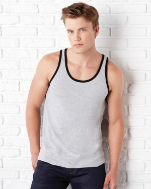 Bella Canvas Men's Personalised Vests