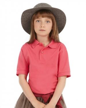 B&C Kids Polo Shirts for Printing