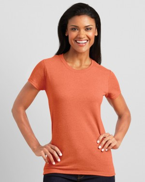 Gildan Heavy Cotton Ladies T-shirts for Personalised Clothing