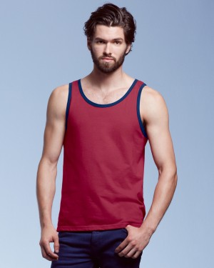 Anvil Adult Fashion Basic Vests for Personalised Clothing